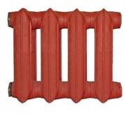 Чугунный радиатор Б3-140-300 4 секции
