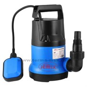 Дренажный насос для воды с поплавком Jemix GP 550