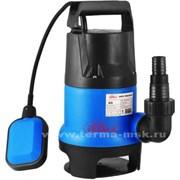 Фекальный дренажный насос для грязной воды Jemix GS 750