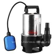 Фекальный насос для откачки грязной воды Jemix SGPS 400