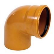 Отвод канализационный наружный 110х90