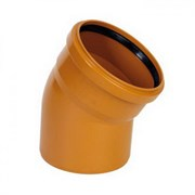 Отвод канализационный наружный 110х30