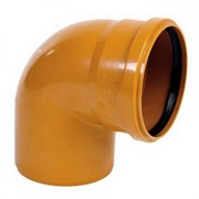 Отвод канализационный наружный 200х90