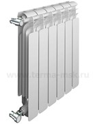 Радиатор биметаллический SIRA ALI Metal 350 5 секций