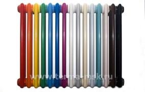 Покраска биметаллического радиатора 1 секция