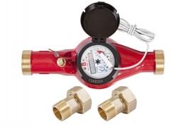 Счетчик горячей воды общедомовой ЭКО НОМ-32Г-ДГ-260 (импульсный выход)