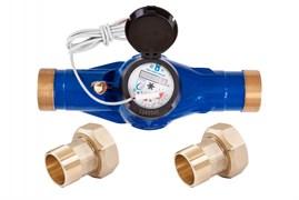 Счетчик холодной воды общедомовой ЭКО НОМ-40Х-ДГ-300 (импульсный выход)