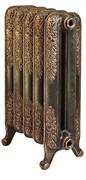 Чугунный радиатор RETROstyle Grotescco 500, 1 секция