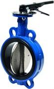 Затвор дисковый поворотный Gebo ДУ 65
