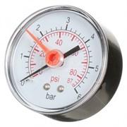 Манометр аксиальный PF SG 864, 6 bar диаметр 53 мм