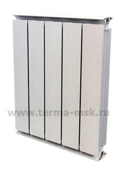 Радиатор алюминиевый ТЕРМАЛ РАППТ 500/75 9 секций - фото 10599
