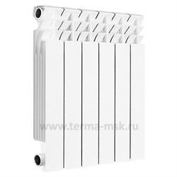 Алюминиевый радиатор GERMANIUM NEO AL 500 4 секций - фото 10621