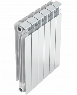 Алюминиевый радиатор Rifar GEKON AL 500 4 секции - фото 10627