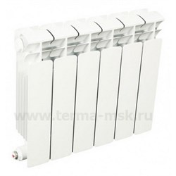 Радиатор биметаллический RIFAR BASE 350 6 секций - фото 10660