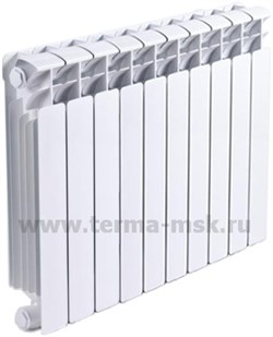 Радиатор биметаллический RIFAR BASE 500 8 секций - фото 10674