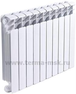 Радиатор биметаллический RIFAR BASE 500 10 секций - фото 10676