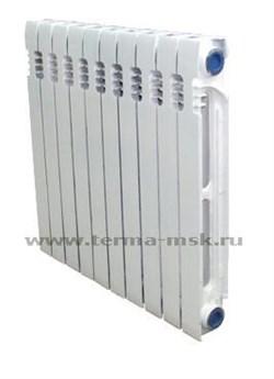Чугунный радиатор STI НОВА 500 10 секций - фото 10745
