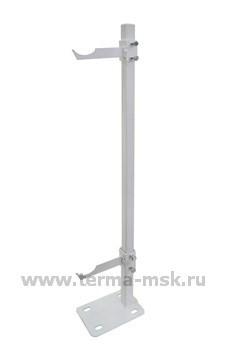 Кронштейн напольный для алюминиевых и биметаллических радиаторов - фото 10810