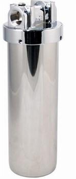Магистральный фильтр из нержавеющей стали АБФ-НЕРЖ-12 АКВАБРАЙТ - фото 11859