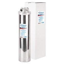 Магистральный фильтр для воды АБФ-НЕРЖ-20ББ АКВАБРАЙТ - фото 11868