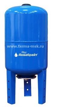 Гидроаккумулятор вертикальный АКВАБРАЙТ ГМ-100 В - фото 11960