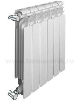 Радиатор биметаллический SIRA ALI Metal 500 11 секций - фото 13278