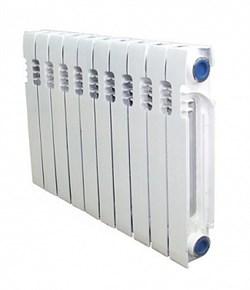 Чугунный радиатор STI НОВА 300 14 секций - фото 13694