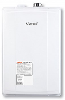Газовый котел настенный Kiturami Twin Alpha 13 - фото 17143