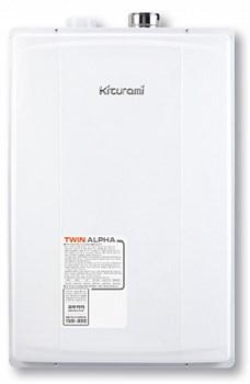 Газовый котел настенный Kiturami Twin Alpha 30 - фото 17148