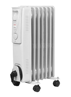 Радиатор масляный ТЕПЛОКС РМ15-07Л 1,5 кВт - фото 17176