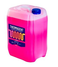 Теплоноситель этиленгликолевый ТЕРМАГЕНТ 65, 10 кг (концентрат) - фото 19438
