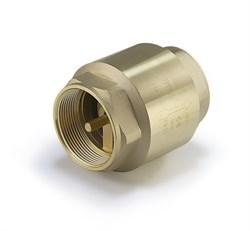 """Купить клапан обратный латунный 1 1/2"""" TIM JH-1014"""
