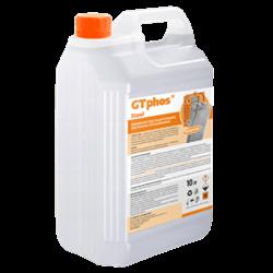 Средство для очистки теплообменников GTphos STEEL, 10 кг - фото 32956