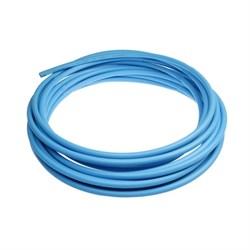 Труба полиэтиленовая ПНД (ПЭ 100) 20 х 2,0 мм SDR 11 (бухта 100 м) синяя - фото 33008
