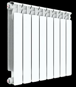 Радиатор биметаллический RIFAR ALP 500 9 секций - фото 33356