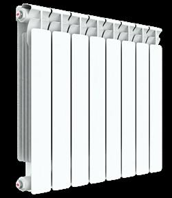 Радиатор биметаллический RIFAR ALP 500 10 секций - фото 33357