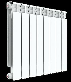 Радиатор биметаллический RIFAR ALP 500 12 секций - фото 33359