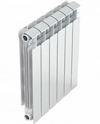 Алюминиевый радиатор Rifar GEKON AL 500 8 секций