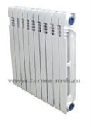 Чугунный радиатор STI НОВА 500 4 секции