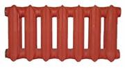Чугунный радиатор Б3 140 300 6 секций