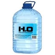 Дистиллированная вода 20 литров