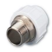 Муфта комбинированная НР 50-1 1/2 под ключ