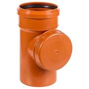 Ревизия канализационная наружная 110