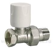 Клапан регулирующий прямой Luxor RD 101 1/2