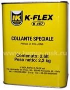 Клей K-Flex К 467 2,6 л