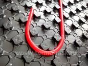 Теплоизоляционные плиты для теплого пола ЭКОПОЛ 20 (0,88 м2)