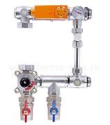 Насосно-смесительный узел для теплого пола с термозащитой PF MB 842