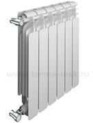 Радиатор биметаллический SIRA ALI Metal 350 4 секции