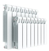 Радиатор биметаллический Rifar MONOLIT 350 9 секций