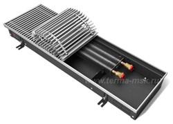 Конвектор внутрипольный Techno Usual KVZ 250-120-1400